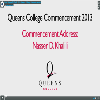 Queens College Commencement
