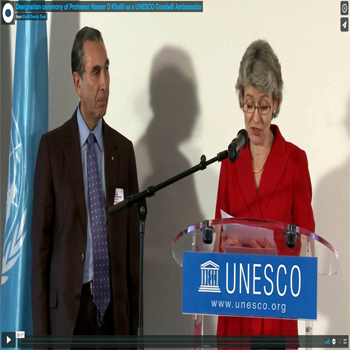 UNESCO Goodwill Ambassador