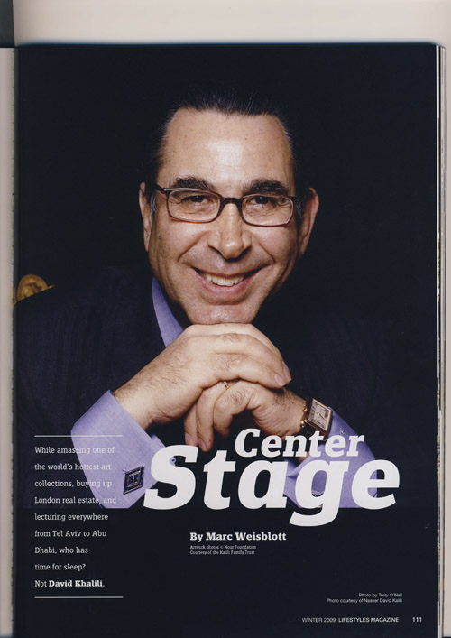 CENTER STAGE – LIFESTYLES MAGAZINE