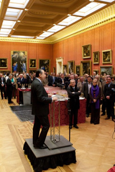 Enamels of the World  (1700-2000), Book Launch at The Wallace Collection, 2008