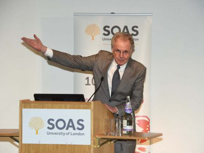 Scott Redford, The Nasser D Khalili Professor of Islamic Art and Archaeology, SOAS University of London