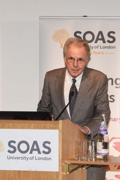 Scott Redford, Nasser D Khalili Professor of Islamic Art and Archaeology, SOAS University of London
