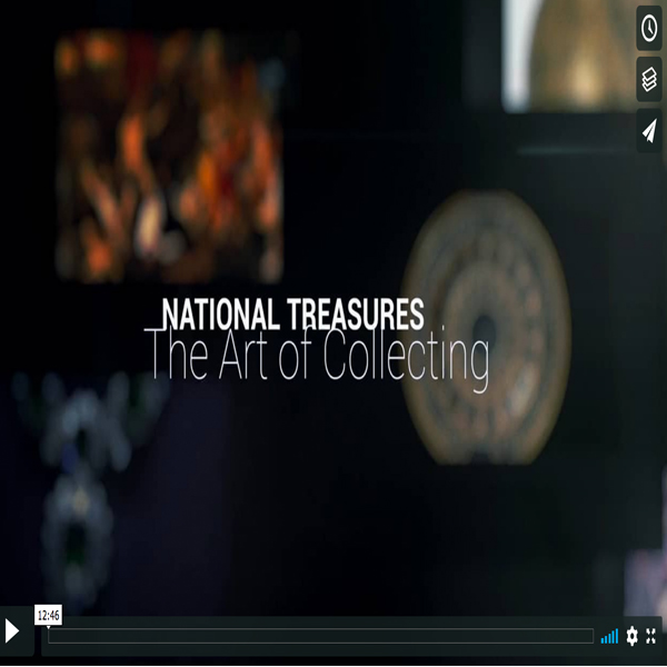 National Treasures – The Art Of Collecting