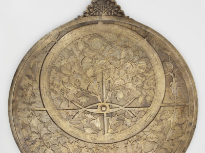 A monumental planispheric astrolabe made for Shah Jahan, Punjab, Lahore, 1648–58 AD