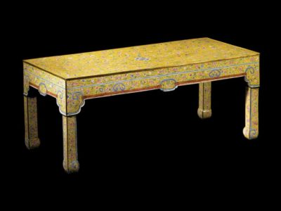 Throne Table, China, Guangzhou (Canton), 1736-1795